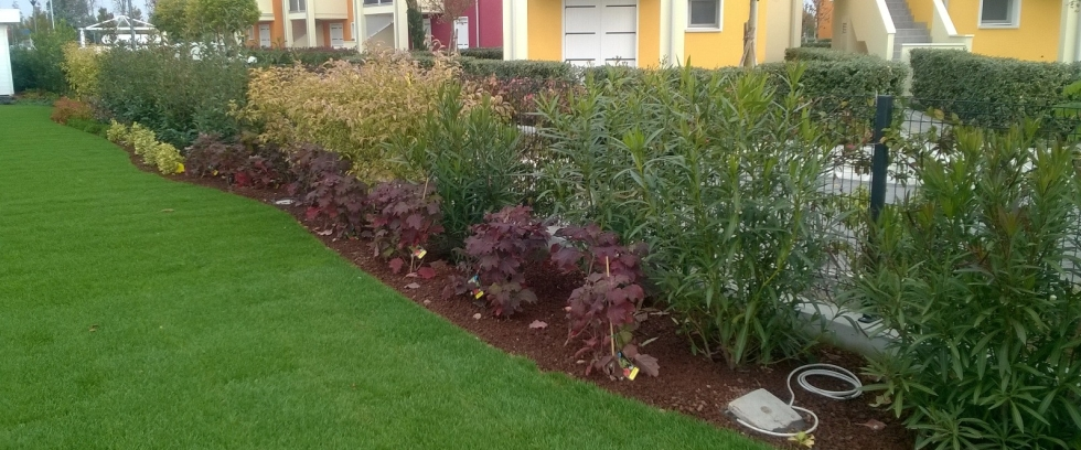 Creazioni giardini verde aiuole vivai sorgon site for Creazioni giardini